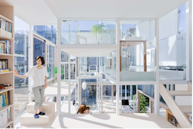 House NA – Sou Fujimoto Architects