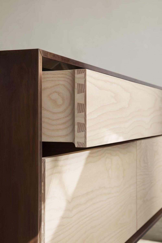 Garde Hvalsoe - Model Framed - ash and copper - Photo Heidi Lerkenfeldt and Pernille Vest